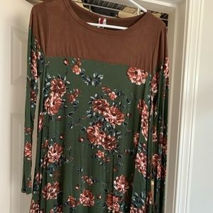 Boutique Tunic Dress